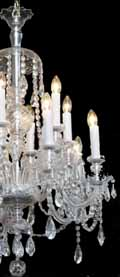 Antique & Vintage Chandeliers & Candalabras