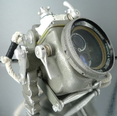 Rolleimarin underwater camera owned by Neville Collins photographer